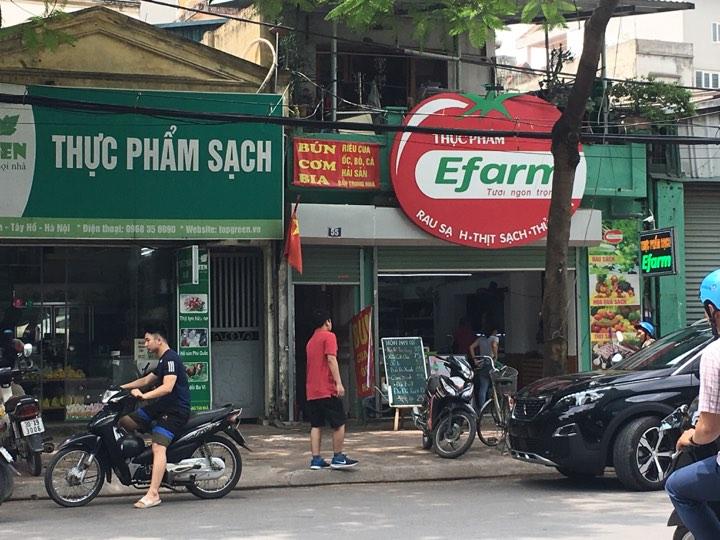 thuc pham sach
