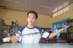 Ươm mầm đam mê sáng chế của học sinh: Những sản phẩm hữu ích từ rác thải