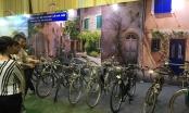 Ấn tượng BST xe đạp cổ Pháp tại Triển lãm xe hai bánh Vietnam Cycle 2017