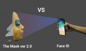 Mặt nạ mới của BKAV tiếp tục lừa Face ID ngoạn mục như thế nào?