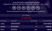 Gần 80 người 'bưng hụt' Jackpot 57 tỷ đồng của Vietlott