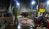 Đồng Nai: Bắt quả tang cơ sở chế biến nội tạng bò ngâm hóa chất