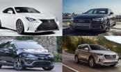 Xe hơi Đông Nam Á: Xe hơi Việt Nam trong nhóm bán chậm nhất