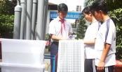 Sáng chế hệ thống biến nước thải máy lạnh thành nước uống của học sinh lớp 9