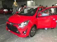 Toyota Wigo 300 triệu đồng vừa về Việt Nam có gì đặc biệt?