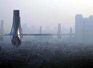 Ấn Độ: Giảm ô nhiễm không khí bằng sự án tháp lọc khí trên cao