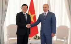Việt Nam-Nga nâng cấp hợp tác quân sự, kỹ thuật