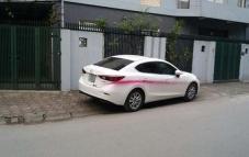 Tình tiết mới vụ hàng chục ô tô bị xịt sơn loang lổ ở Hà Nội