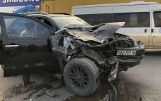 Liên tiếp ô tô Fortuner bị vò nát túi khí không bung, vì sao Toyota không triệu hồi?