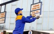 Điều chỉnh xăng dầu: Giá xăng giảm mạnh hơn 1.000 đồng/lít