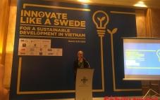 Sáng tạo như người Thụy Điển: Khuyến khích những sáng kiến mới của người trẻ Việt
